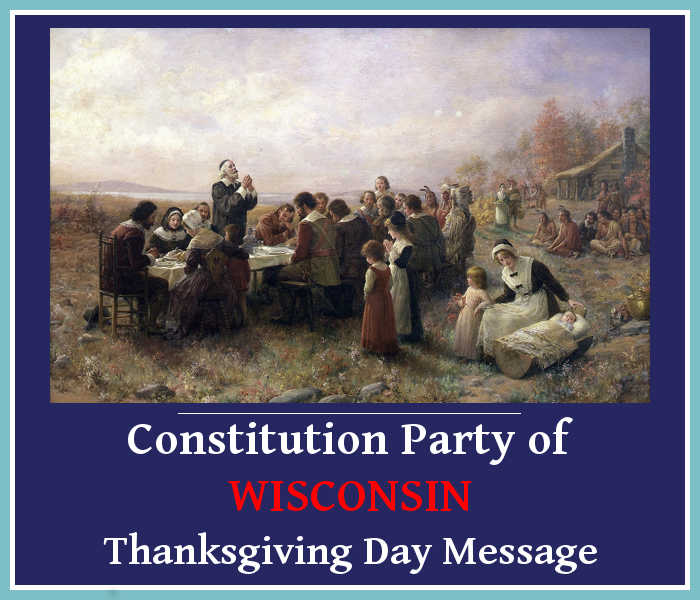 Thanksgiving Day Message The Pilgrims and Religious Liberty